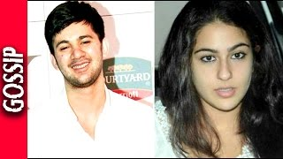 Saif Alis Daughter Rejected Sunny Deols Son - Bollywood Gossip 2016