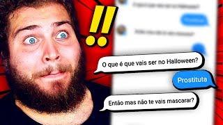 MENSAGENS ENGRAÇADAS DO FACEBOOK