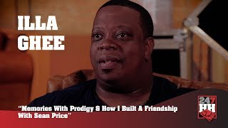 Illa Ghee - Memories With Prodigy & How I Built A Friendship With Sean Price (247HH Exclusive)