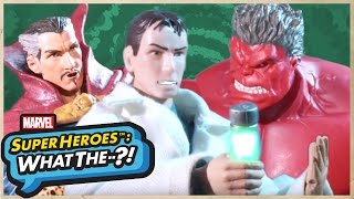 Marvel Super Heroes: What The--?! The Incredible Drive Part One