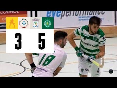 Resum de l'AD Valongo 3-5 Sporting CP