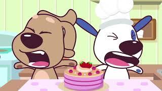 Talking Tom and Friends Minis - Episodes 33-36 Binge Compilation