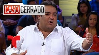 Parents faced by homosexual son who wants to be a transsexual | Caso Cerrado | Telemundo English