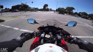 Honda CBR650F (LAMS) - First Ride & Impressions
