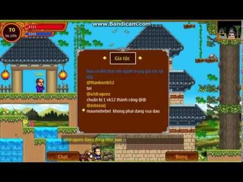 Ninjaschool - Maume đập thuê vk12 cho teammobi99