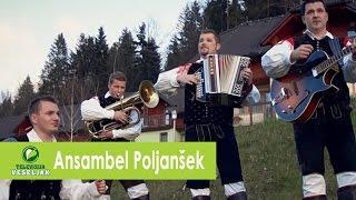 Ansambel Poljanšek - Tvoja trma (Official HD video)