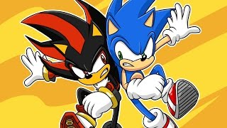 """If """"Sonic Adventure 2"""" was Realistic  (Funny Animation)"""