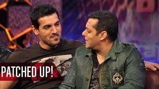 Salman Khan And John Abraham To Really PATCH UP?? | EXCLUSIVE
