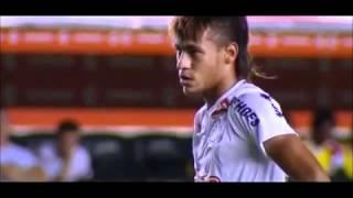 Neymar fantastic skills 2011-2012