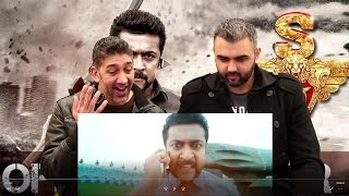 BollyFools Reacts to S3 Official Teaser - Suriya