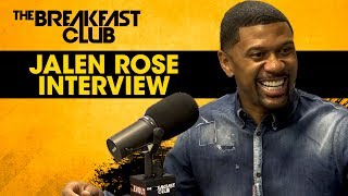 Jalen Rose Talks The 2017 NBA Draft, His Support For Lavar Ball & More