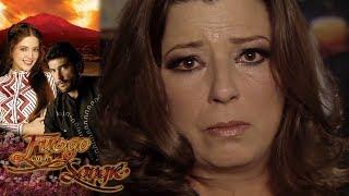 ¡Aparece la verdadera madre de Rosario! | Fuego en la sangre - Televisa