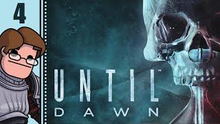 Let's Play Until Dawn Part 4 - Michael Munroe (Brett Dalton)