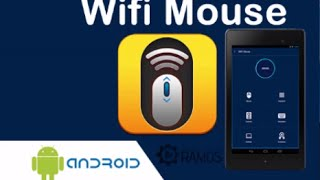 how to use your android phone as a wifi mouse and keybord