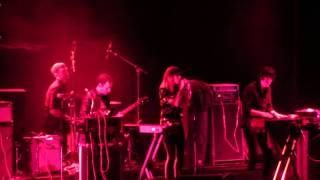 Chromatics - Running Up that Hill ( Kate Bush Cover ) - Live @ The Hollywood Bowl 9-29-13 in HD