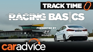 Racing Basics - Episode One: Steering | A CarAdvice Featue