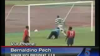 QWC 2014 Belize vs. Montserrat 3-1 (17.07.2011)