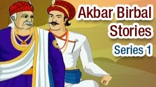 Akbar Birbal Marathi Stories - Series 1