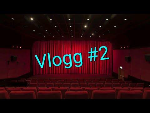 Vlogg #2 [Vi Åker På Bio]