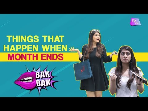 Xxx Mp4 Things That Happen When Month Ends Life Tak 3gp Sex