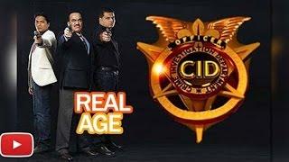 सीआईडी अभिनेताओं और अभिनेत्रियों की असली उम्र | टीवी प्राइम टाइम हिन्दी