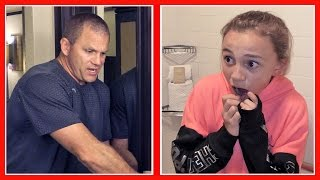 KAYLA GETS REVENGE BY PRANKING DAD IN A HOTEL | We Are The Davises