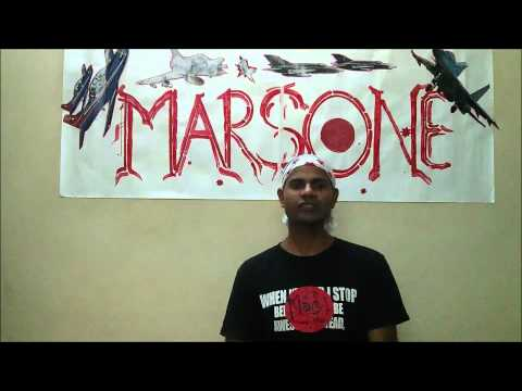 Mars One Mission Video: Dr Bhupendra Singh