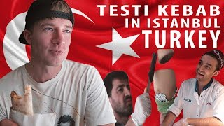AMERICAN EATS Turkish Traditional Food (first time!)