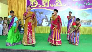 DNA- Baavalu Sayya Funny Song - Apoorva college