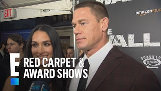 Nikki Bella Says Pregnant Brie Is Due Any Minute | E! Live from the Red Carpet