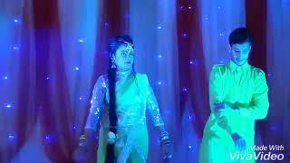 Holud dance Tumi Ashe pashe thakle   Holud dance   The Vadaimma Bangali