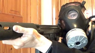 Prepper review: Shalon 4a1 Gas Mask