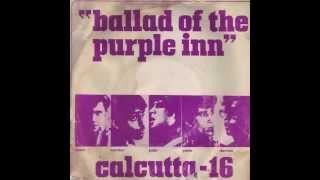 calcutta 16 - ballad of the purple inn 1969