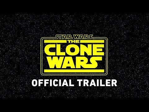Xxx Mp4 Star Wars The Clone Wars Official Trailer 3gp Sex