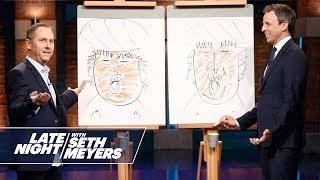 Cartoon Demo with Chris Eliopoulos