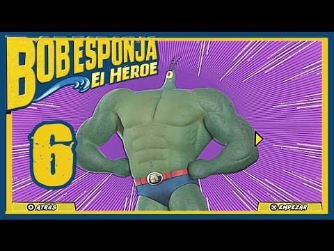Xxx Mp4 Bob Esponja El Heroe » Parte 6 PLANKTONMAN « Español PSVITA HD 3gp Sex