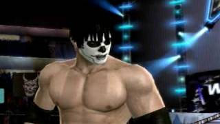 WWE Smackdown! vs Raw 2010 - PS3 - Edit Mode - Entrance - 11/19/09 - Video Capture Recorded