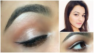 Self Make-up Tutorial For Beginners - Day Look With Product Description