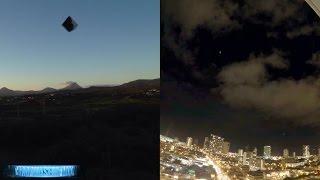 SOMETHING BIG IS HAPPENING!! DIAMOND ALIEN UFO!! RUSSIAN UFOs OVER ISREAL!! 11/2/2016