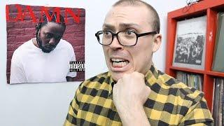 Kendrick Lamar - DAMN. ALBUM REVIEW