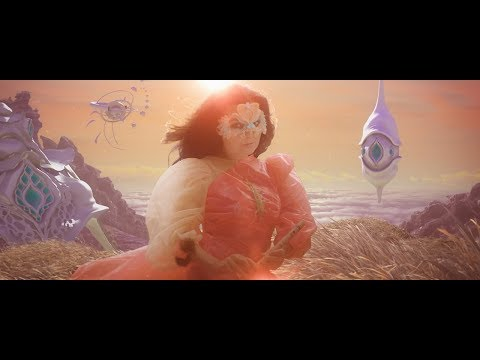 björk - the gate