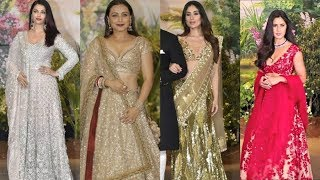 RAW VIDEO: Bollywood celebrities At Sonam Kapoor Reception
