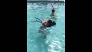 Learn To Swim At Bucky Aquatic Center