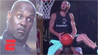 Viral sensation Jordan Kilganon's best dunk highlights and reactions | ESPN