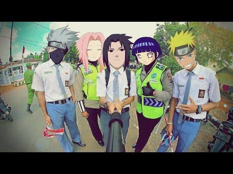 Tutorial Picsart : Cara edit Tahilalats Kepala Anime Naruto, Picsart