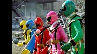 Power Rangers Mystic Force - Mystic Fate - Power Rangers vs Black Lance
