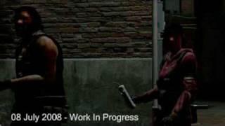 Left 4 Dead beta intro: 8-July-2008