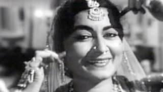Sakhiya Aaj Mujhe Neend Nahin - Asha Bhosle, Sahib Bibi Aur Ghulam Song