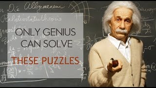ONLY GENIUS CAN DO THESE PUZZLES | MATH PUZZLE SERIES | Part -1
