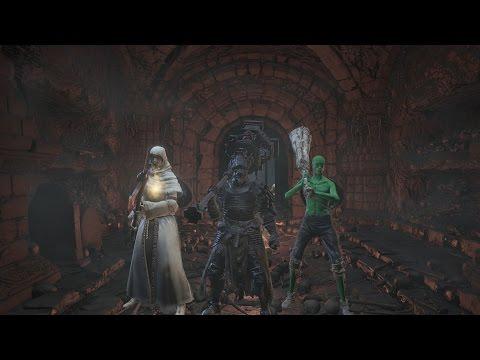 Dark Souls 3: The Meme Team - Episode 8 (ft. Beeg Boii)